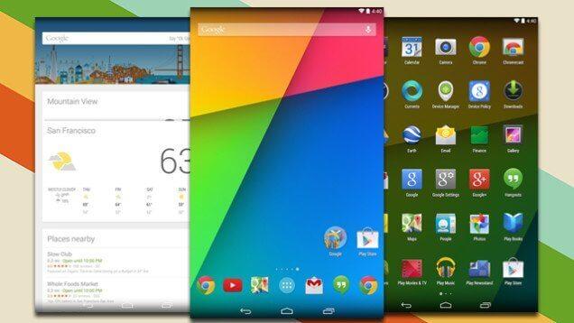 Best Android Launcher - Google Now Launcher