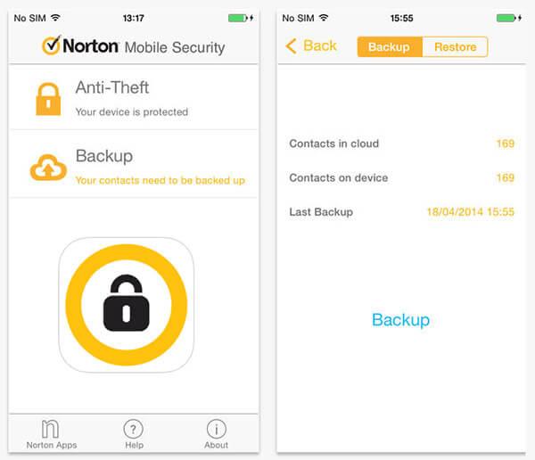 Norton Antivirus for Iphone