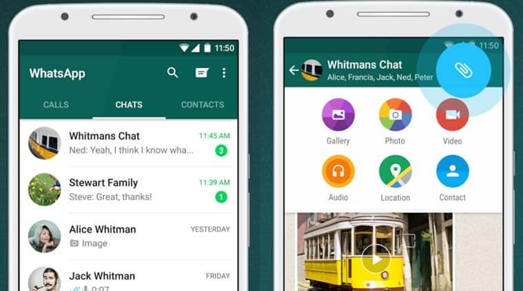 Whatsapp Chat App Android