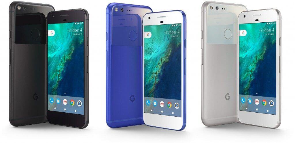 Google Pixel XL Best Phone in 2017