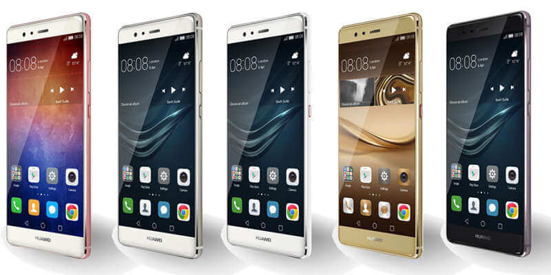 Huawei P9 Key Features