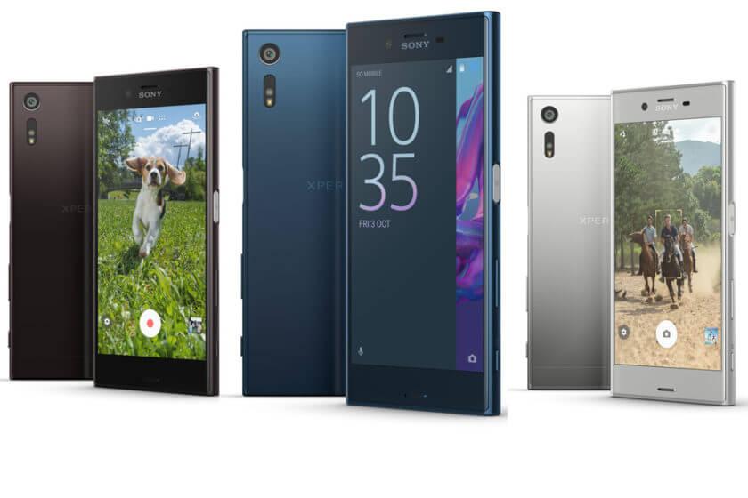 Sony Xperia XZ - Best Smartphone in 2017