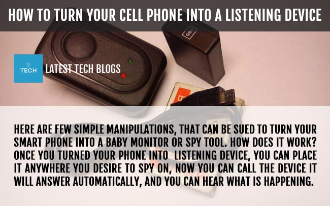 cell-phone-to-listening-device