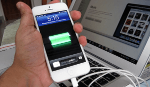Format the iPhone using iTunes - Step 1