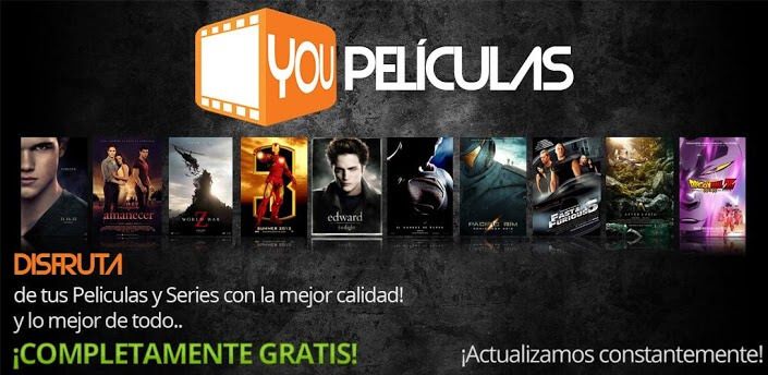 YouPeliculas-Classic for Downloading movies