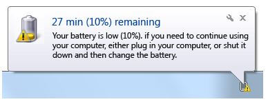 low-battery-warning-windows